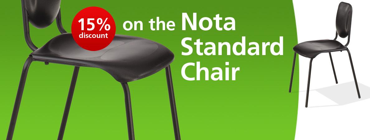 Nota Standard 15% discount