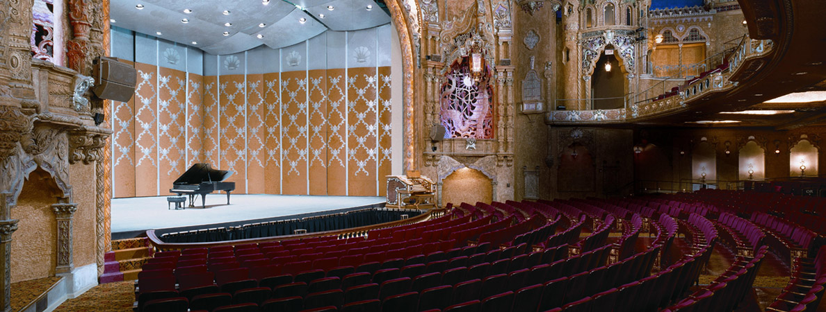 Professional Orchestras and Theatres