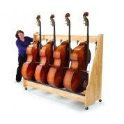 Bass Rack 4-unit