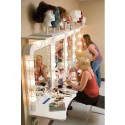 5-light Make-Up Station