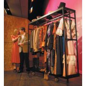 Rack 'n' Roll Costume Racks - 1.8 m