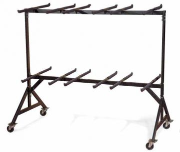Audience Chair Storage Cart