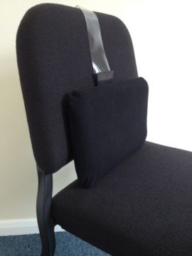 Adjustable lumbar pad for Wenger Symphony Chair - Clearance
