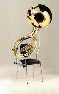 Nota Chair Sousaphone Holder