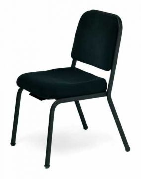 Symphony Chair (Black/Black) - CLEARANCE