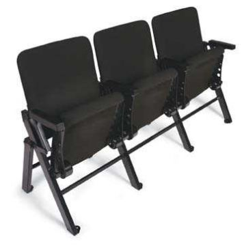 Triple Standard Portable Audience Chair