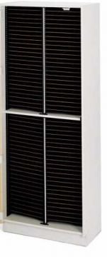 100-slot Choral Folio Cabinet without doors