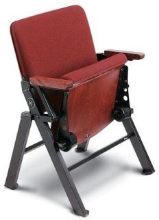 Premier Portable Audience Chair - Clearance