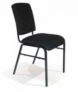Encore Chair (Black/Black/44cm) - CLEARANCE