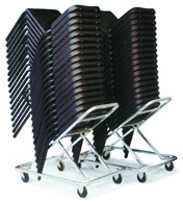Move and Store Cart for Posture Chairs