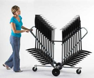 Move and Store Cart - Large - Clearance