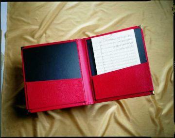 Orchestral Folder - Bottom Pockets