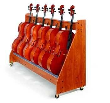 Cello Rack 6-unit