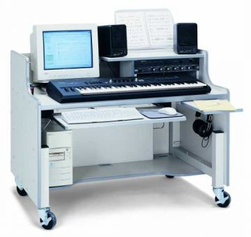 Music Lab Workstation