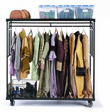 Rack 'n' Roll Costume Racks - 1.2 m