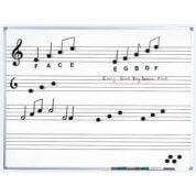 Music White Board for Wall Mounting