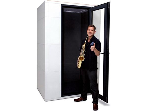 Sound Isolating Practice Rooms